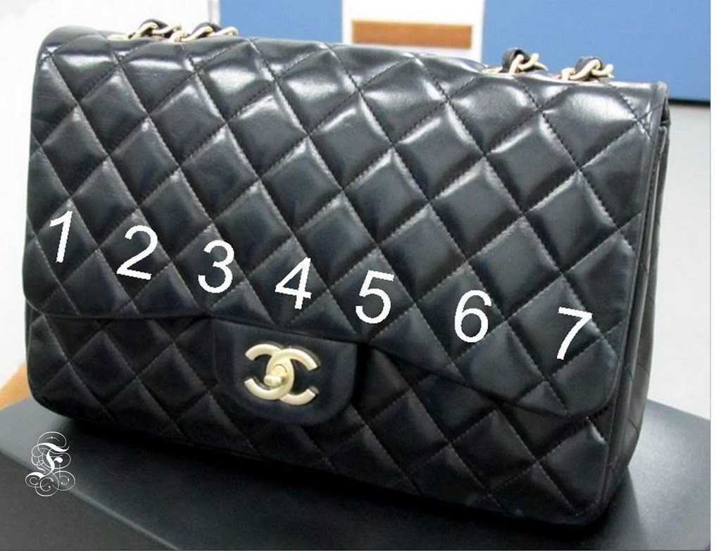 Chanel  Guida per riconoscere un falso. - The Vogue Advisor 6f6735cc284