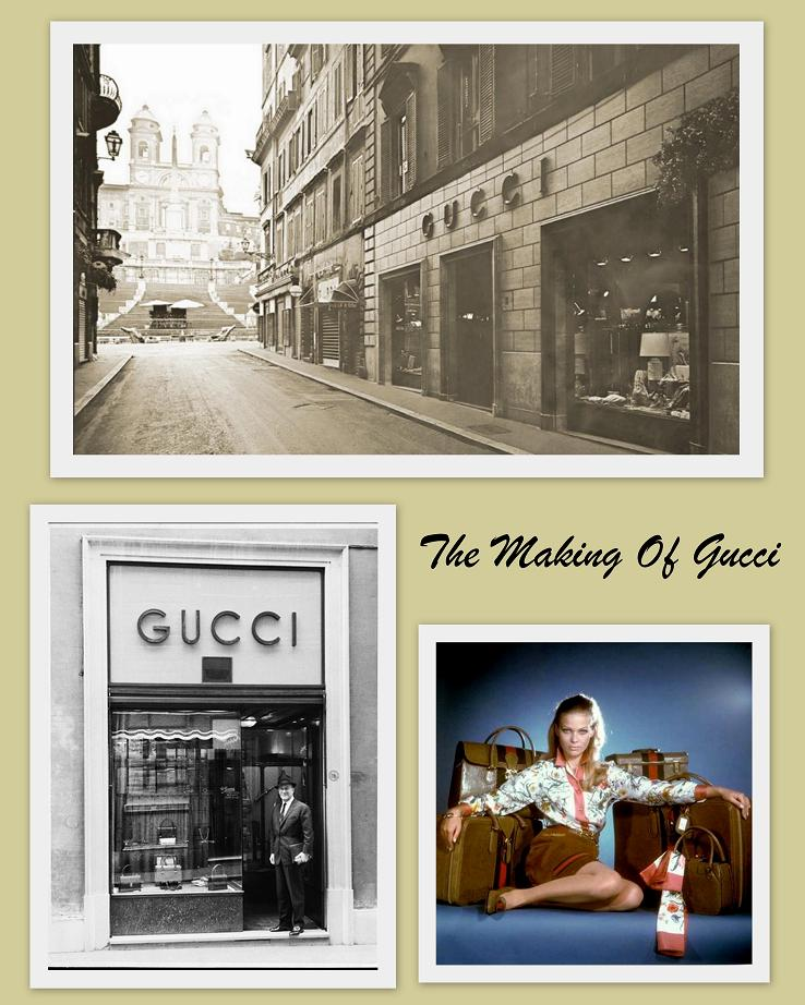 The Making Of Gucci: la storia di una grande maison.
