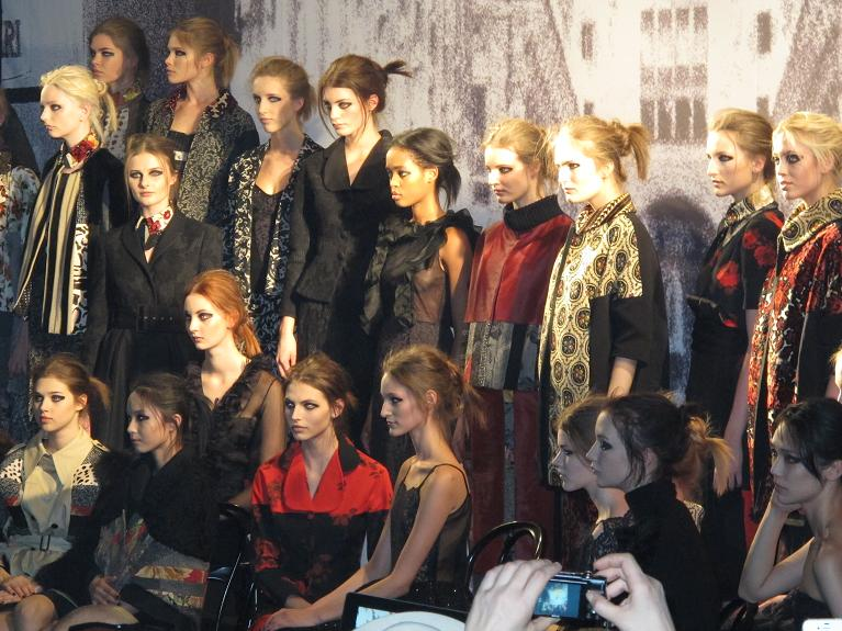 MFW Fourth day: Antonio Marras Fashion Show