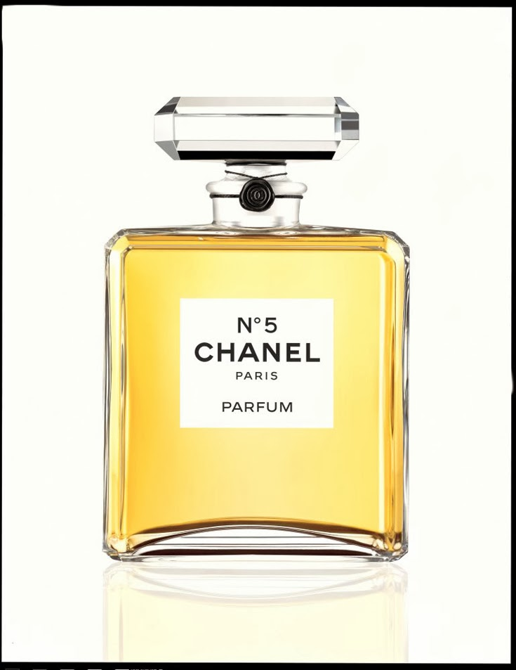 "Chanel N°5. ""Because it's true""."
