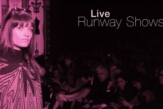 NY Fashion Week…the show starts!
