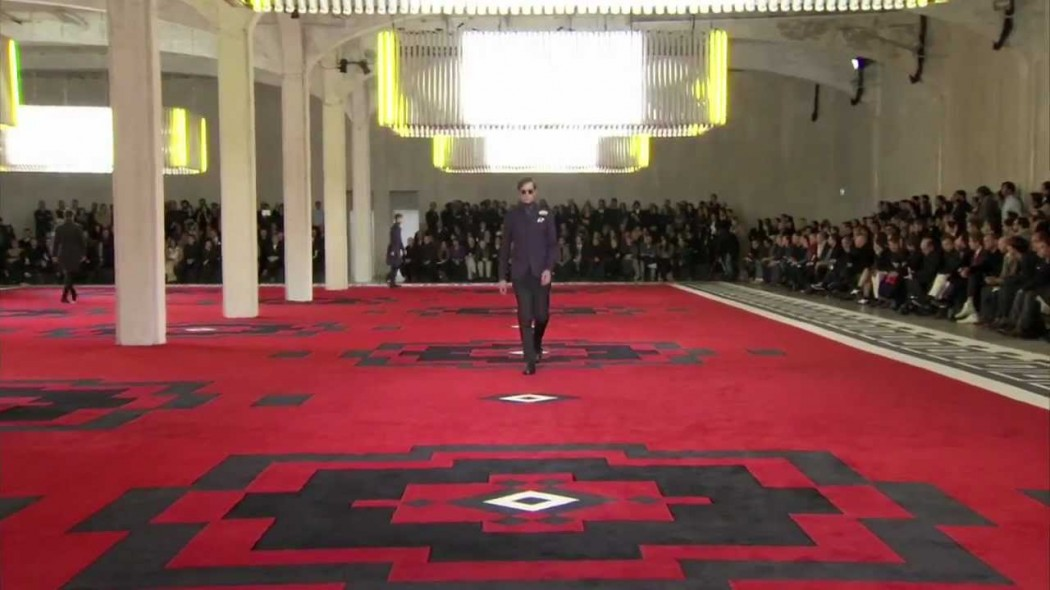 Prada Men's Fashion Show F/W 2013