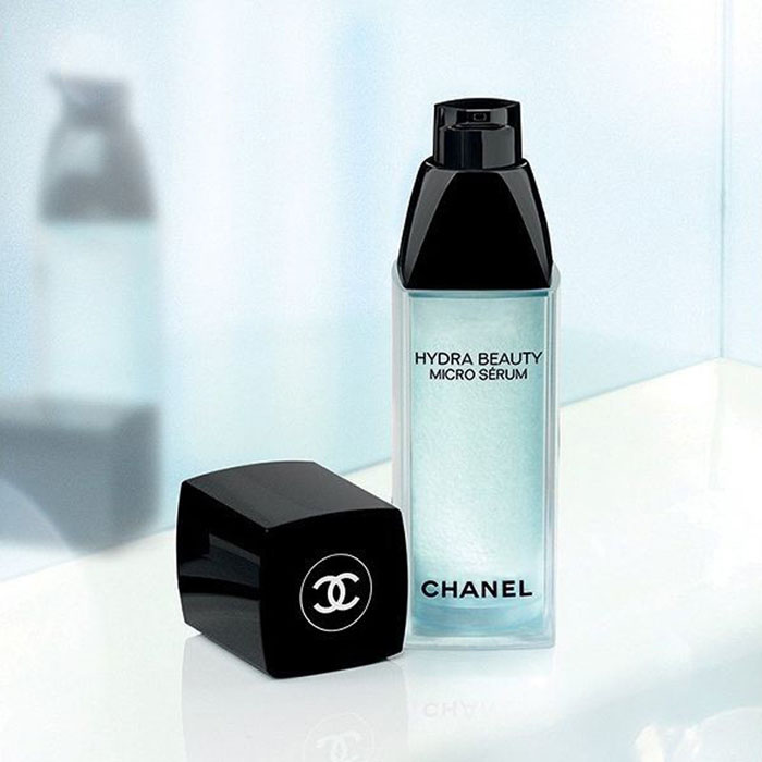 Chanel's New Hydra Beauty Micro Serum