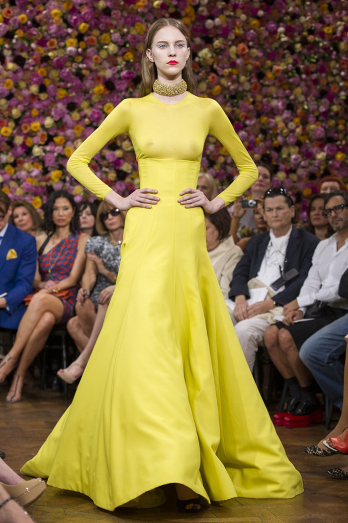 Yellow-dress-Dior-2013