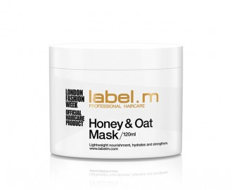 Honey Oat Mask